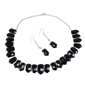Black Onyx Necklace Sets