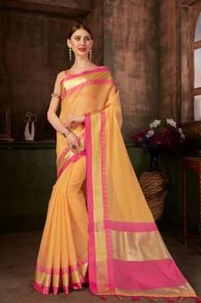 f7714938cf Cotton Saree Online | Pure Cotton Sarees | Indian कॉटन साड़ी