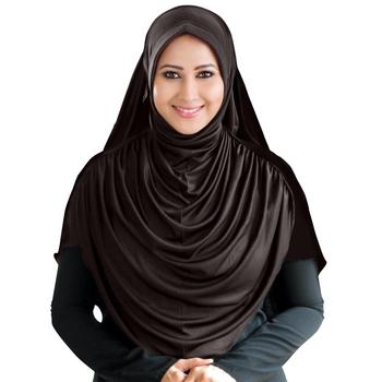 Faeezah hijab formal grey-xl