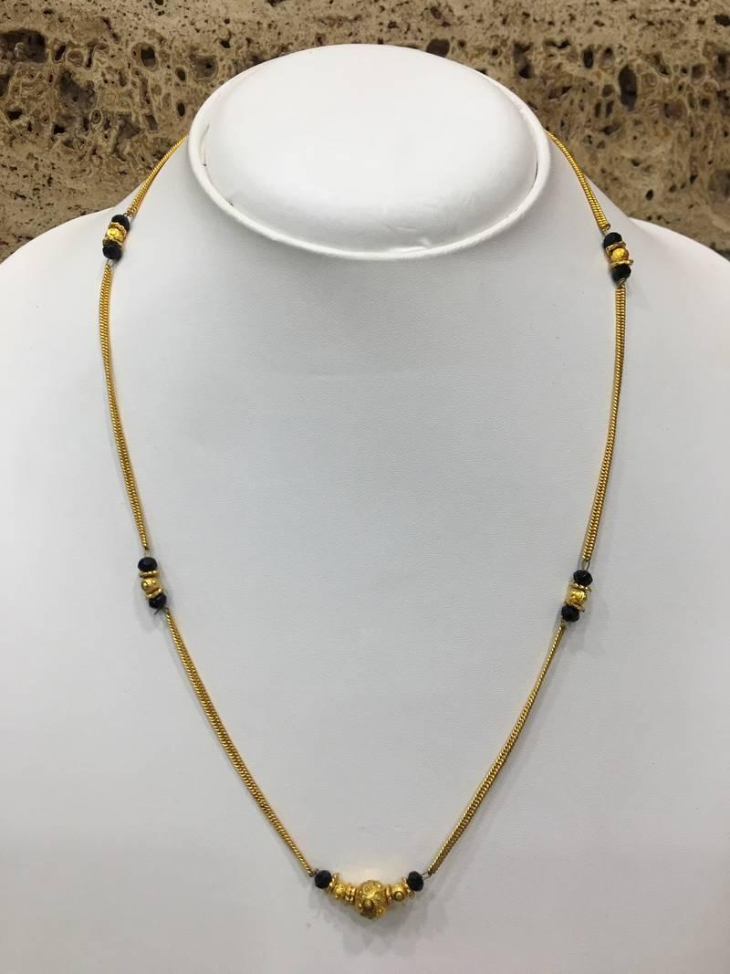 Fashion Antique Round Mani Pendant Mangalsutra Black Beads Single Line Layer Short Chain Digital Dress Room 2936302,Simple False Ceiling Designs For Childrens Bedroom
