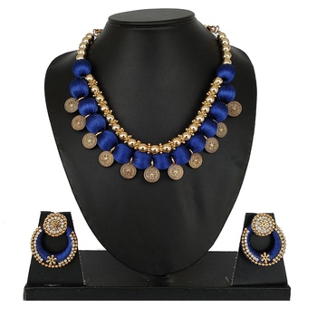 Blue Designer Jewellery