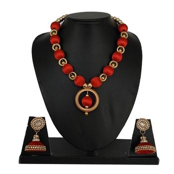 Red Designer Jewellery