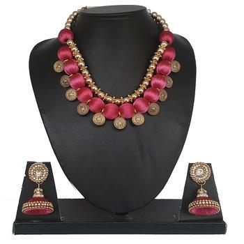 Pink Designer Jewellery