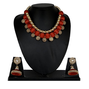 Red Designer Jewellery