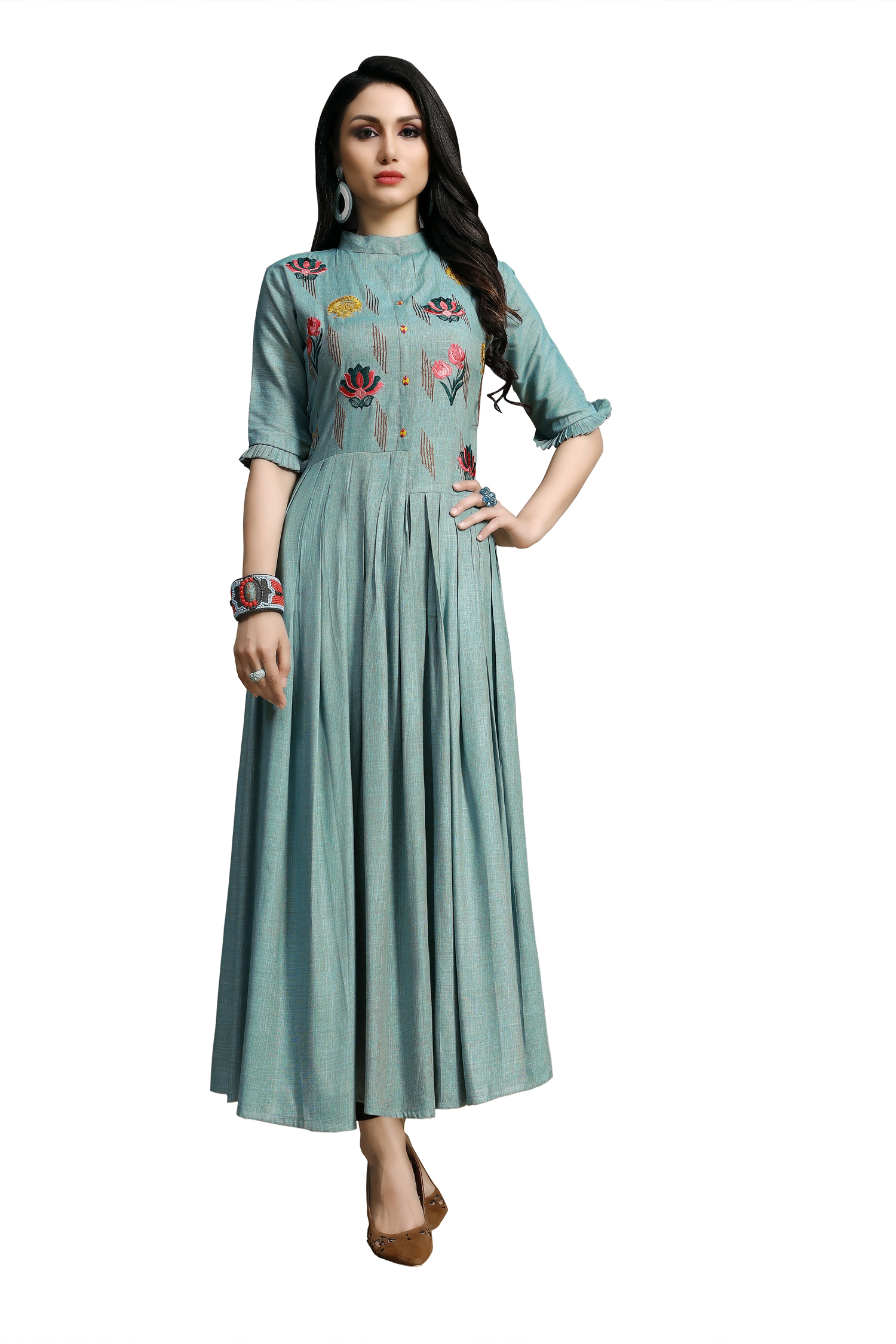 Most Popular Indo Western Kurti Designs You Should Know About