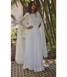 WHITE STAR ANGEL DRESS
