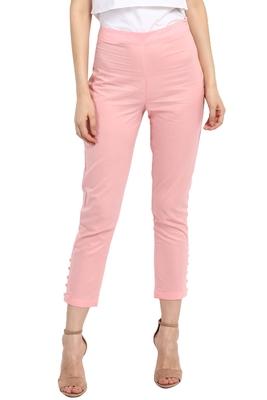 Pink Pencil Pants
