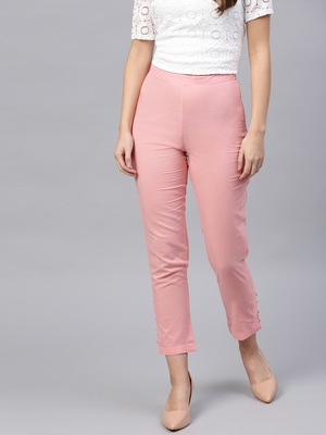 Pink Pencil Pants (5048)