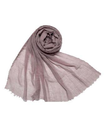 Purple Plain Premium Cotton Hijab