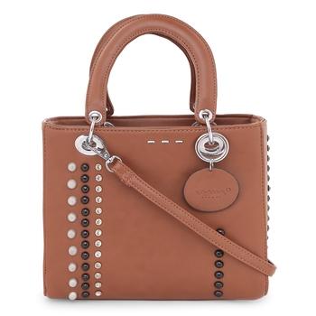 Viyomi Women PU Brown Sling Bag