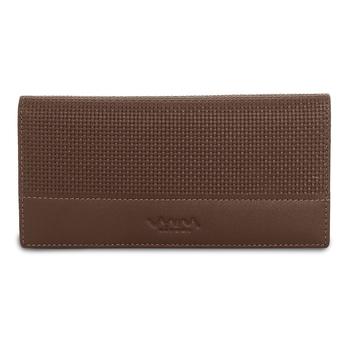 Viyomi Women PU Brown Wallet