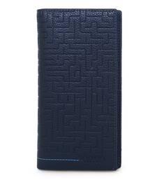 Viyomi Women PU Blue Wallet