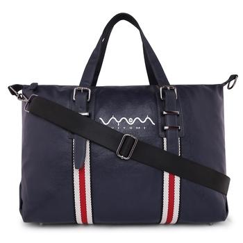 Viyomi Women PU Blue Shoulder Bag
