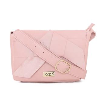Viyomi Women PU Pink Sling Bag