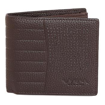 Viyomi Men PU Brown Wallet