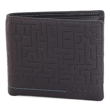 Viyomi Men PU Blue Wallet