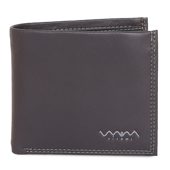 Viyomi Men PU Black Wallet