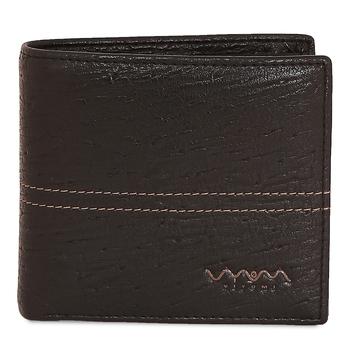Viyomi Men PU Black Wallet