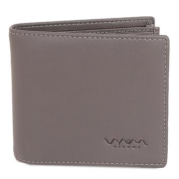 Viyomi Men PU Grey Wallet