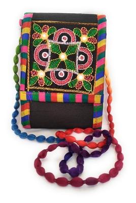 Ethnic designer partwear side bag for women