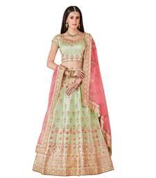 Green Soundarya Bridal Designer Lehenga