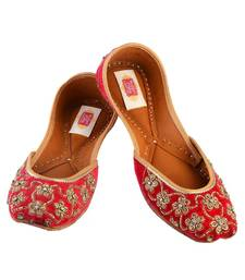 royale red flats mojaris