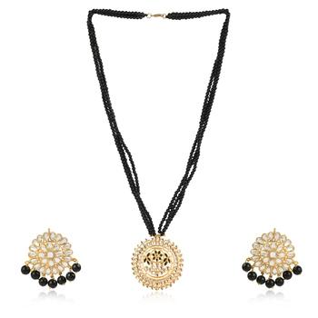 Black Necklace Sets