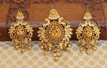 Multicolor agate pendants