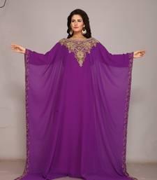Dubai Kaftan Women Dress Long Gown Farasha Wear