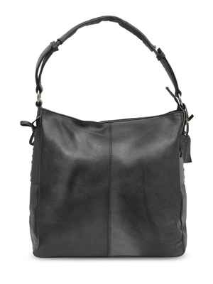 Musqari Bags For Women Leather Ladies Handbags For Women (Pure Leather Bag) (Black)