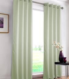 ROSARA HOME Erba Blackout-Set Of 1 Curtain