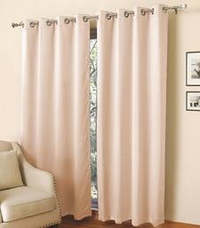 ROSARA HOME Erba Blackout-Set Of 2 Curtains