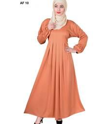 Chiku plain kashibo abaya