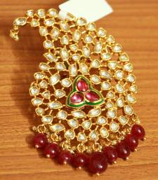 Red Ruby       Brooch