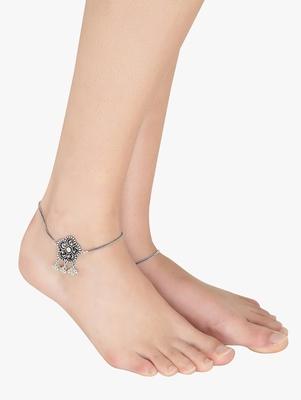 German Silver Anklets