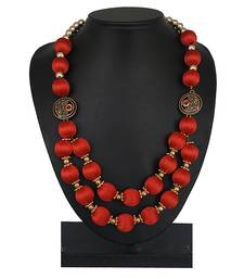 Red Party Jewellery