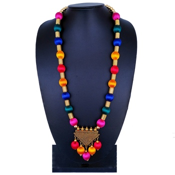 Multicolor party-jewellery