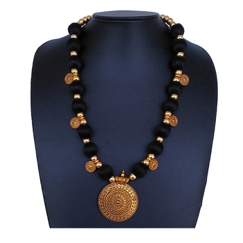 Black Party Jewellery