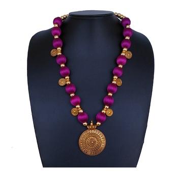 Purple Party Jewellery