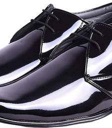 Patent Leather Formal Shoes For Men's