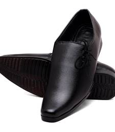 Side Lace Black/Formal/Official Shoes