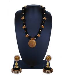 Black Statement Jewellery
