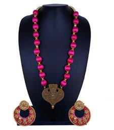 Pink indian-traditional-jewellery
