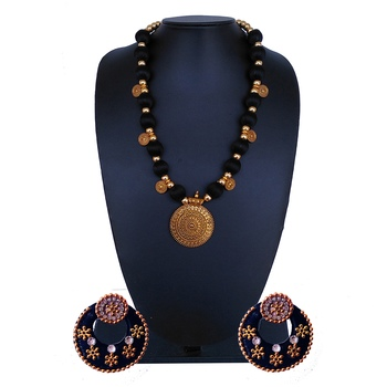 Black Indian Traditional Jewellery