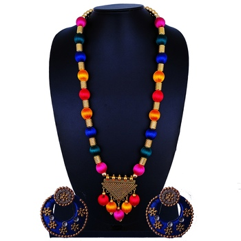 Multicolor indian-traditional-jewellery