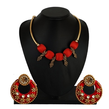 Red indian-traditional-jewellery