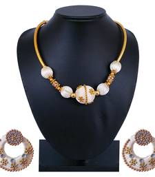 White indian-traditional-jewellery