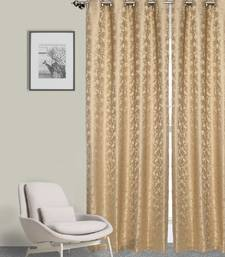 ROSARA HOME Pack of Single Eyelet Polyester Curtain