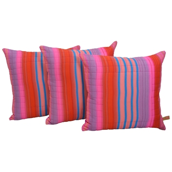 Reme Printed Multicolor Cushion Cover