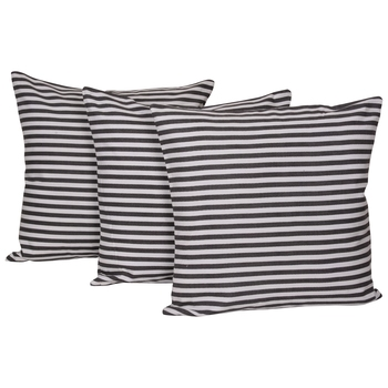 Reme Printed Multicolor Cotton Square Decorative Cushion Cover